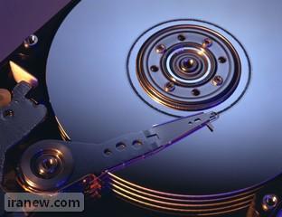 اطلاعات بر روی هارد دیسک