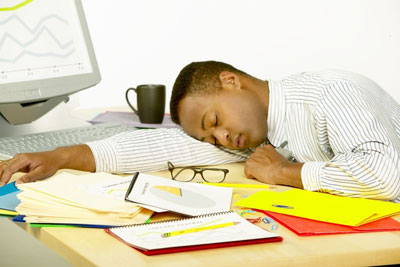 خواب آلودگی در طول روز